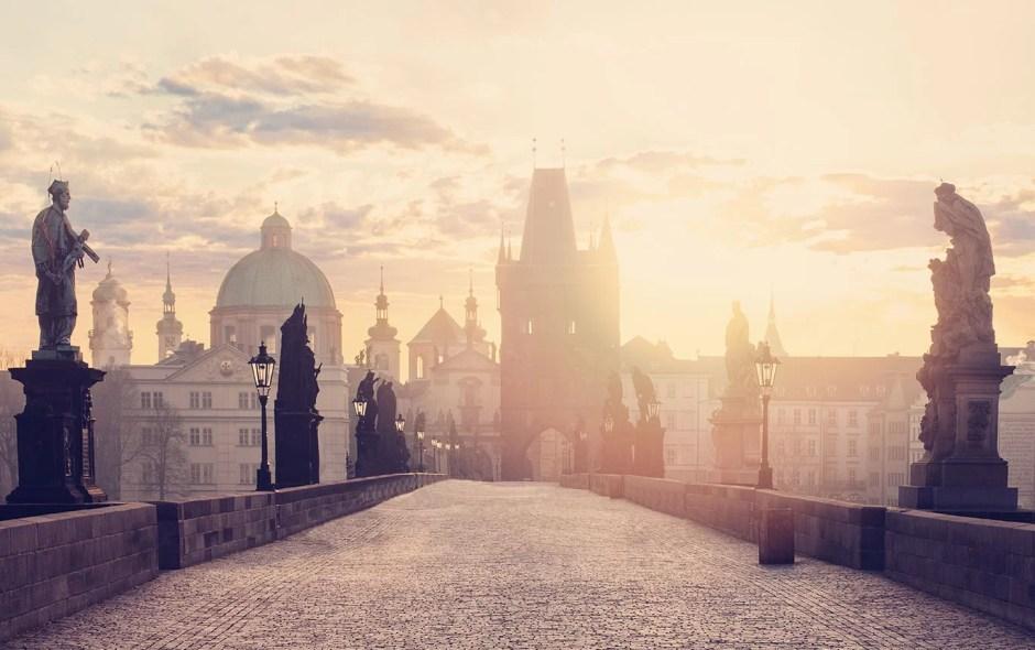 Prague-pont-Charles-republique-tcheque week-end romantique amoureux