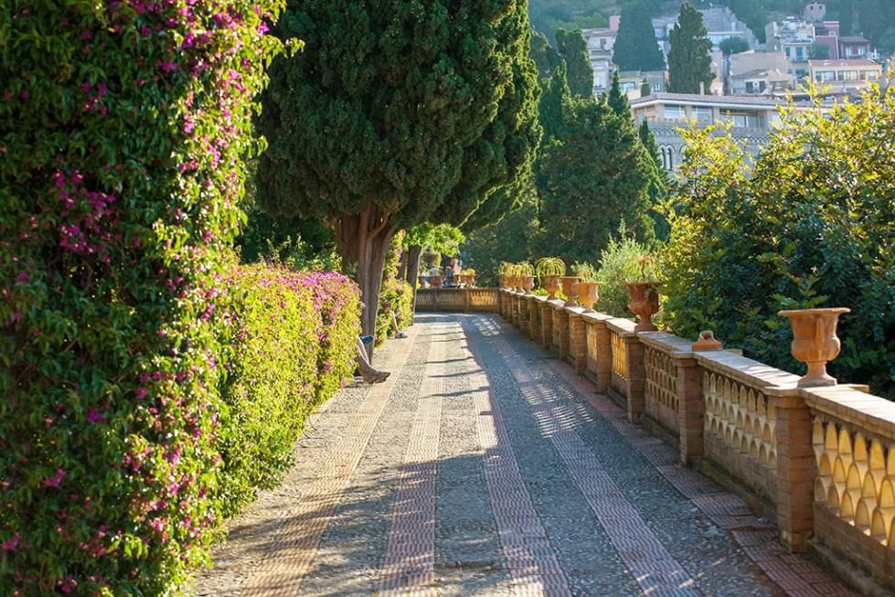 Taormina Communal Garden