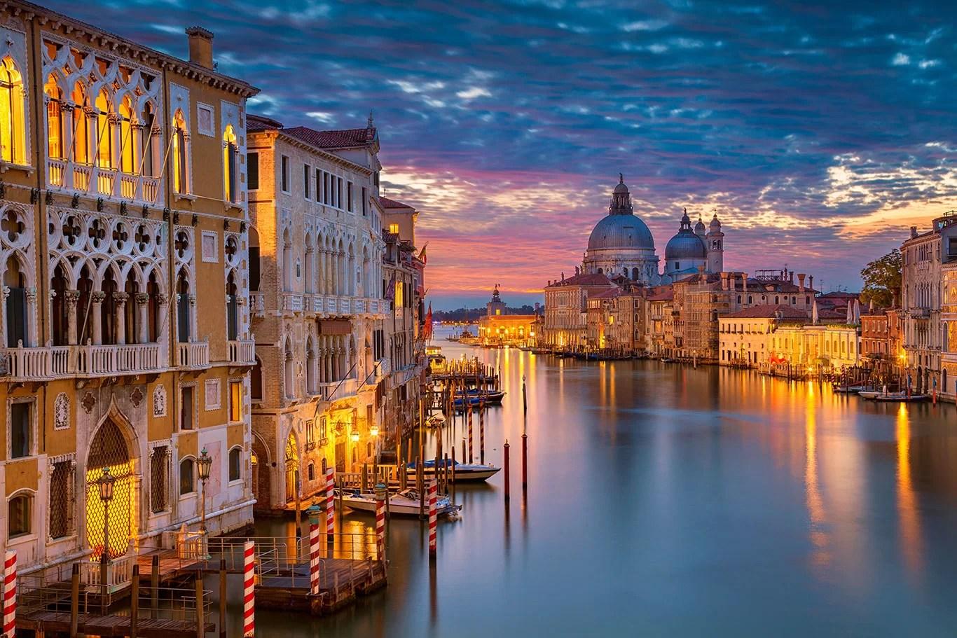 Venise-italie italie weekend romantique amoureux