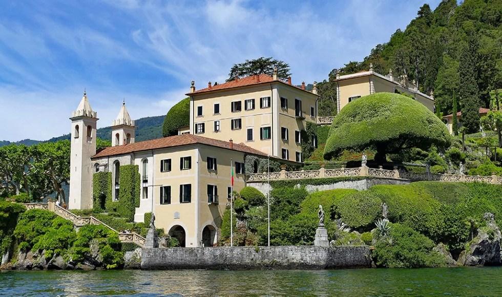 villa balbianello italy lake como