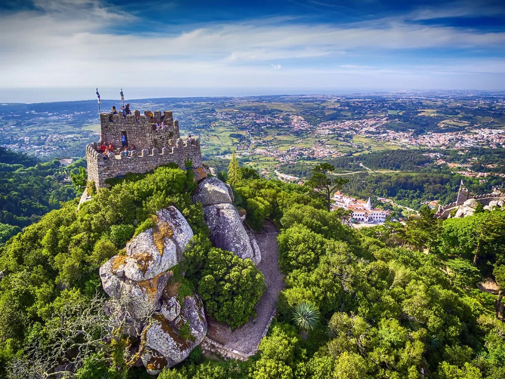 europe-portugal-sintra-Castelo-dos-Mouros-week-end-amoureux-romantique