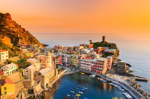 #Vernazza, the jewel of cinque Terre