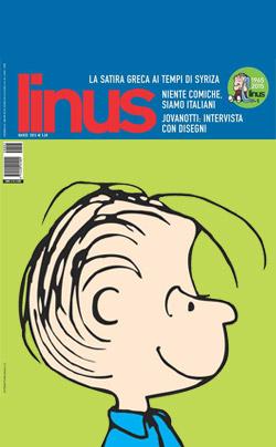 Linus 50 di questi Linus