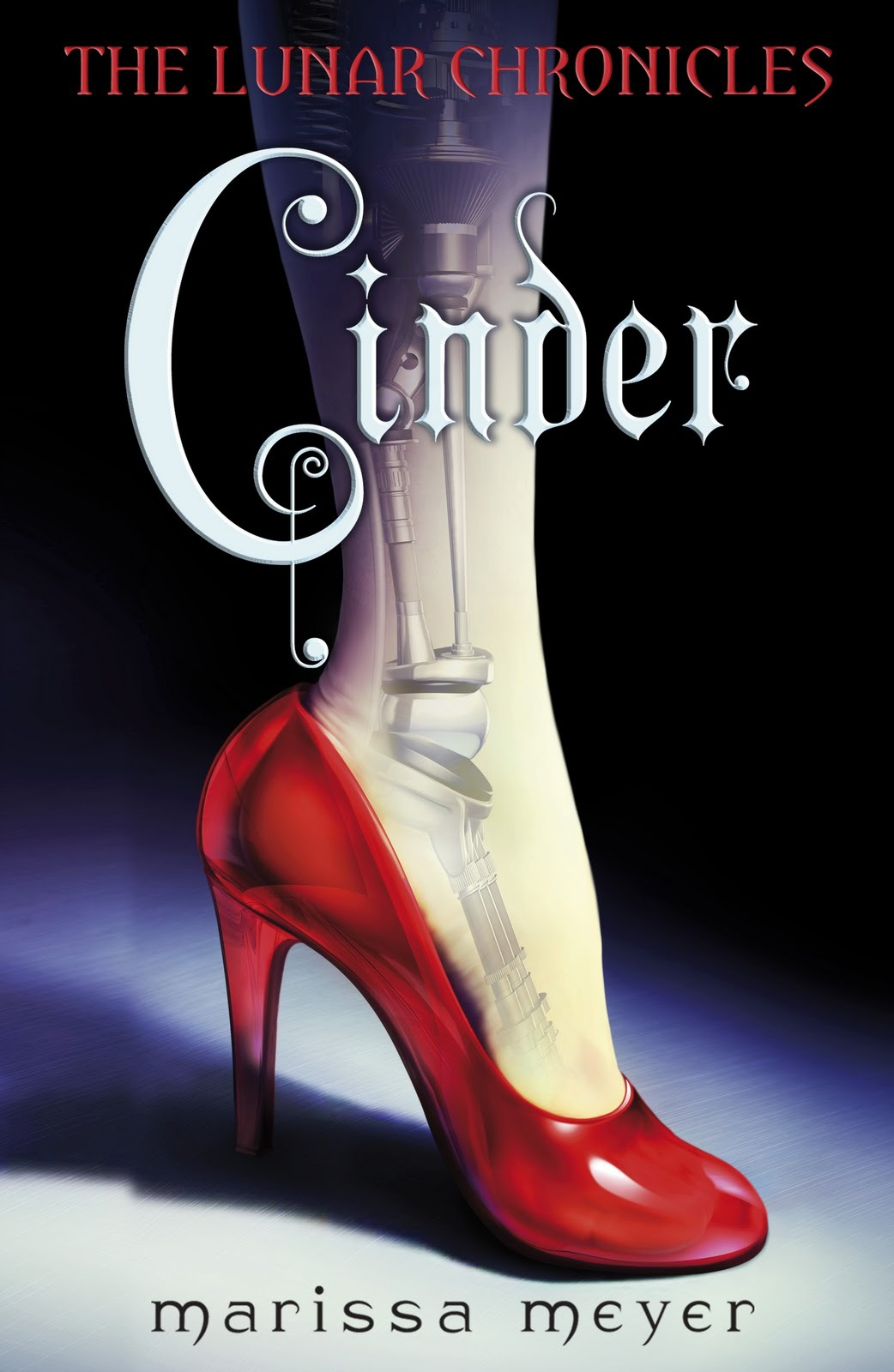 Cinder - The Lunar Chronicles #1 - Book Review