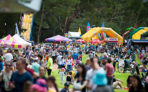 Image result for Australia day events