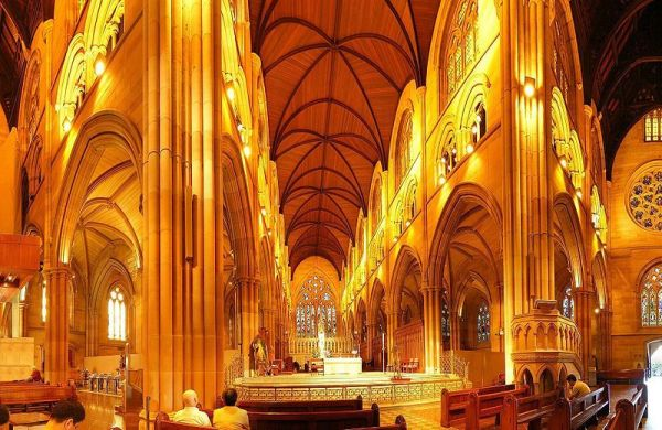 St Mary's Cathedral Guided Tour - Sydney