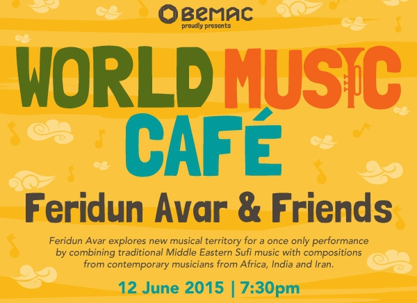 Feridun Avar, Friends, Queensland Multicultural Centre, Kangaroo Point, music, Turkish, Middle East, theatre