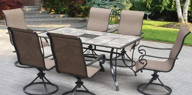 Weekends Only Patio Dining Sets
