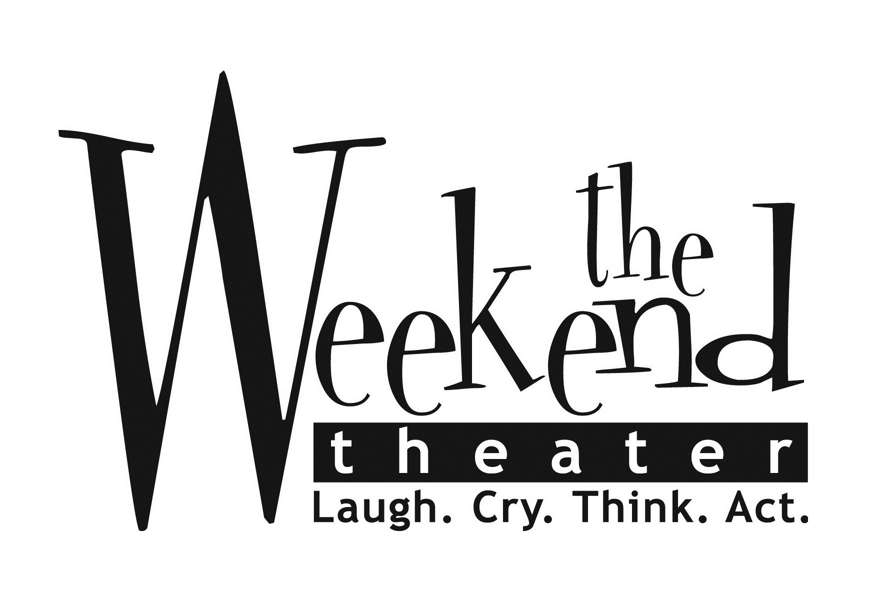 15 Season The Weekend Theater Is A Black Box
