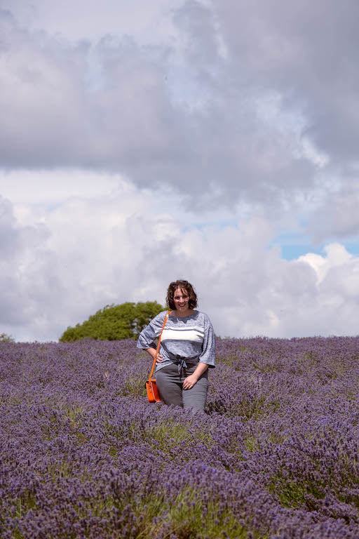 Jess Lavender Shoot - 61