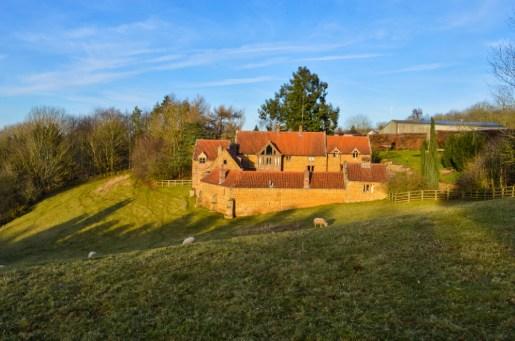 Hazelnut Cottage at Heath Farm