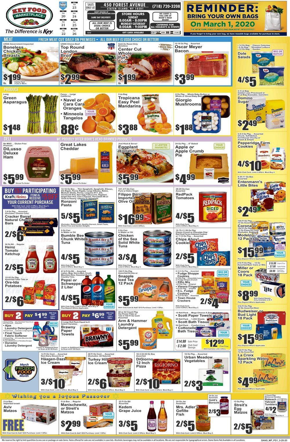 Bills Fresh Market Weekly Ad