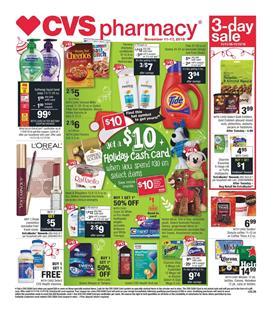 CVS Weekly Ad 122 128 2018 Extrabucks And Coupons