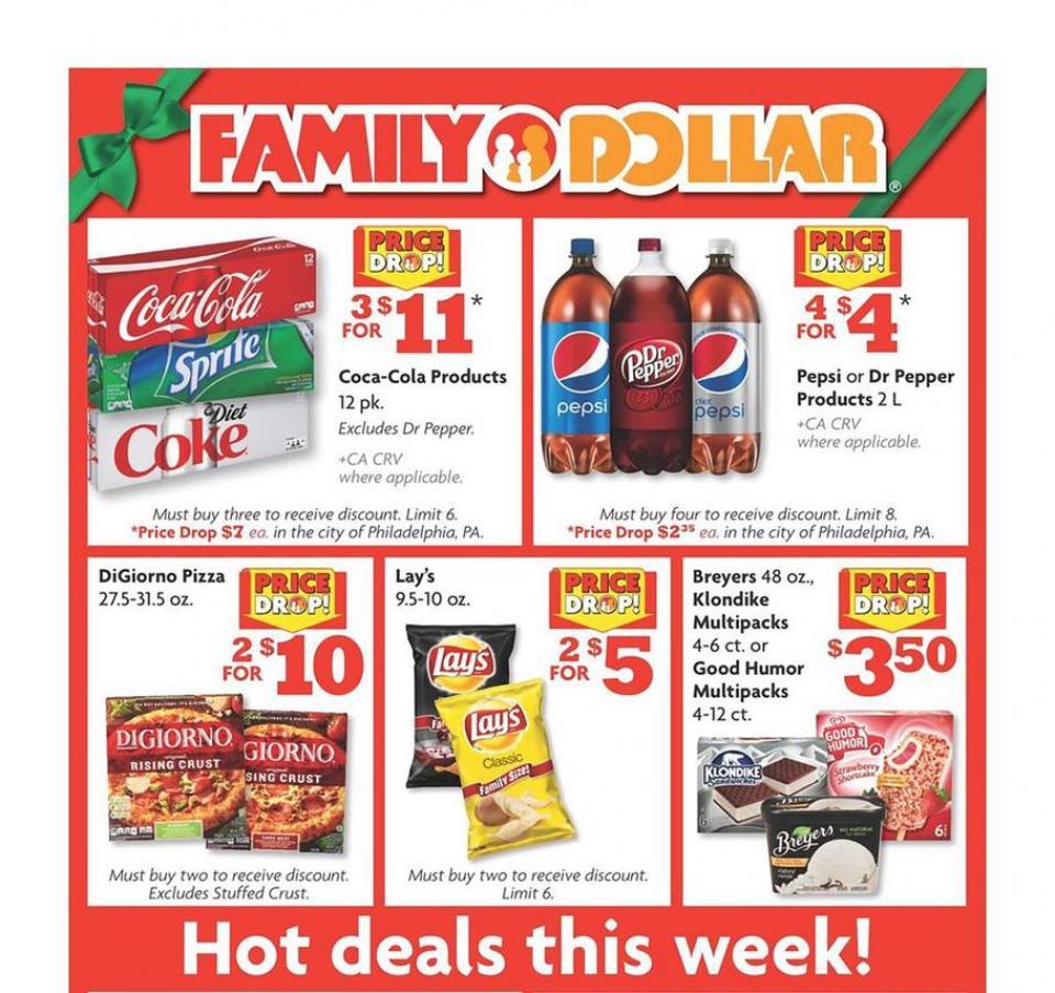 Dollar Weekly Ads
