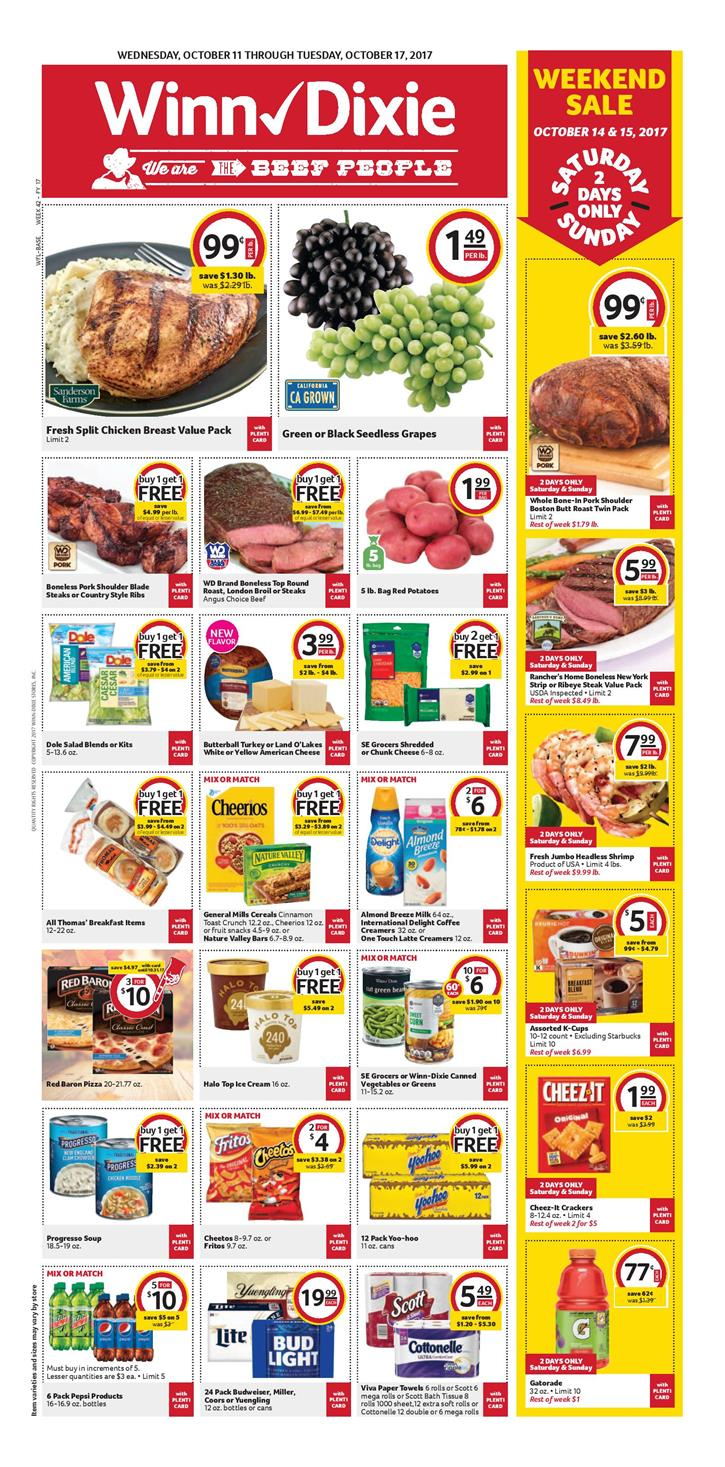 Fresh Thyme Grocery Ad