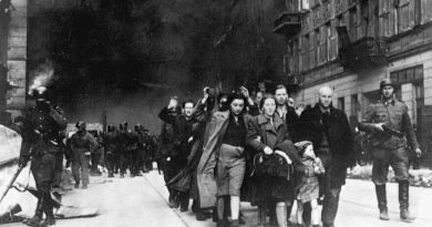 Honoring Polish rescuers who risked to save Jews