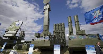 US-Israel warn Russia against giving S-300 missiles to Syria