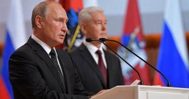 Vladimir Putin angry at Syria over downing of reconnaissance plane