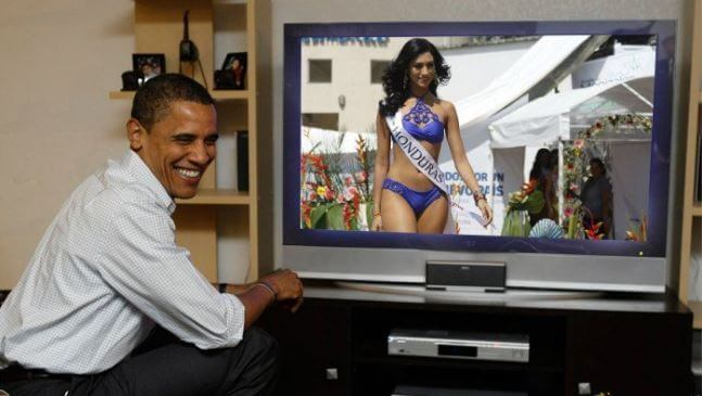 Barack Obama, Honduras and the 'October surprise' caravan