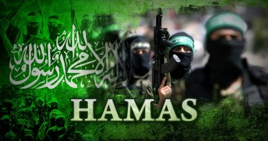 Hamas – the offspring of the Muslim Brotherhood and the ‎sister-movement of Islamic Jihad