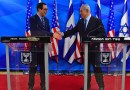 Netanyahu meets US Treasury Secretary Steven Mnuchin