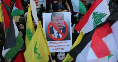 United States announces bounty on Hamas-Hezbollah kingpins