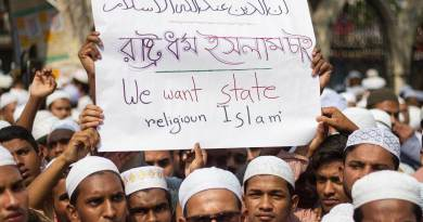 Bangladesh: A journey from democracy to Caliphate