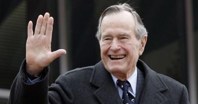 Grace, gravitas, grit through tumultuous times of George H W Bush