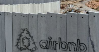 Israelis are excluded from entering 16 countries in the Middle East, barring them from renting Airbnb properties in these areas
