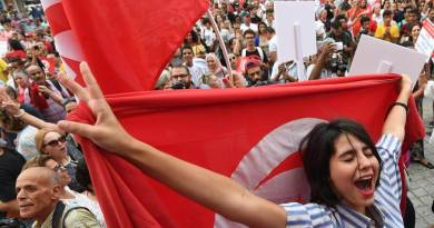Tunisian gender equality reforms condemned by Egypt's Al Azhar