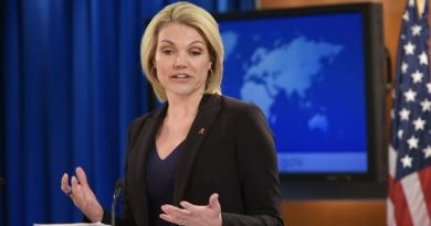 UN pick Heather Nauert has 'relationship' with me?