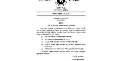 Bangladesh Prime Minister picks her advisers