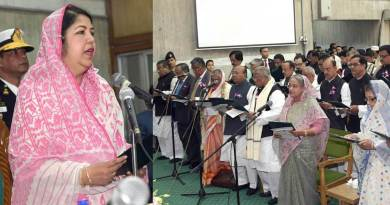 Sheikh Hasina, eleventh parliament and aspiration of the people of Bangladesh