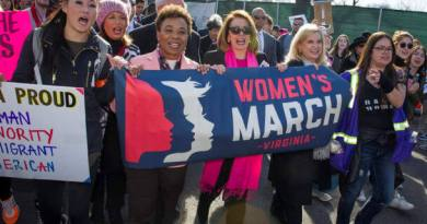 Women's March leadership appears to have no particular interest in the independent women's liberation movements