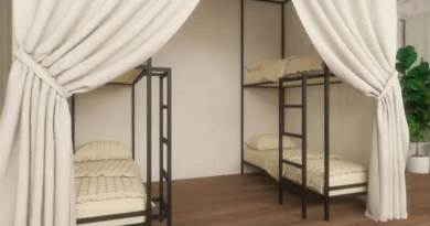 Israel's first POD Hostel opens in April