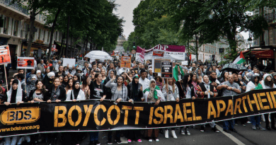 Links discovered between jihad terror groups and BDS-promoting NGOs