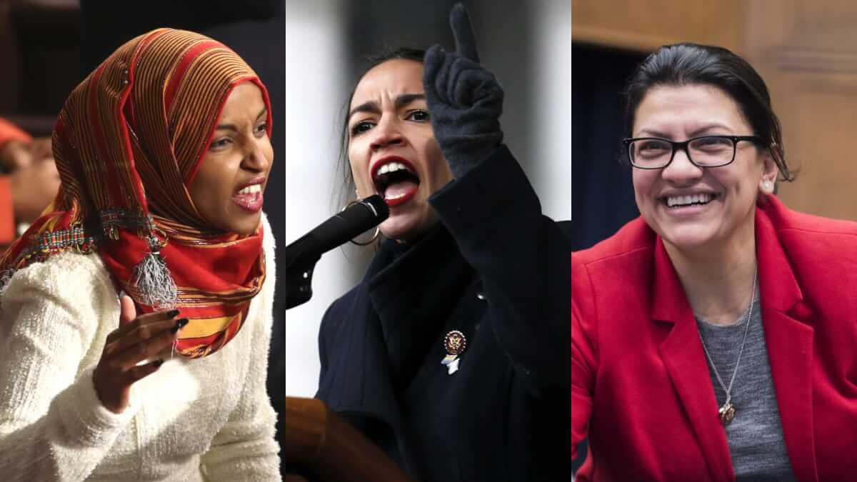Socialism, Leftism and Islamism are sinking Democrat's all hope