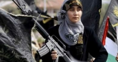 Wrong impression about popularity of Hamas