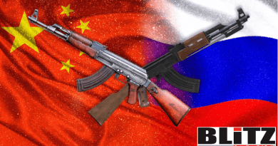 Comparing AK assault rifles made in China and Russia