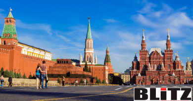 The history of Moscow's Red Square