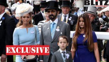 Princess Haya fled Dubai after swindling millions of dollars