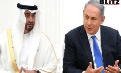 Israel, UAE, Gaza, Oman, Bahrain, Kuwait