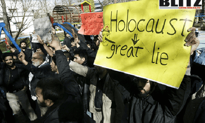 Zionists, Holocaust, Muslims, Arab
