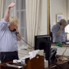 British Prime Minister, Boris Johnson, Downing Street, Canadian, Brexit, Joe Biden, Justin Trudeau, US, Northern Ireland