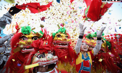 Chinese Lunar New year, Covid-19. New Year, Spring Festival, Year of the Ox