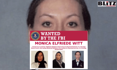 US intelligence, Monica Witt, Middle East, Air Force, US Department of the Treasury, Islamic Republican Guards Corps-Quds Force, Global Terrorism Sanction Regulations, Hezbollah, Osama bin Laden, Tehran, Iran, International Conference on Hollywoodism, New Horizon Organization, Shiite Islam, Afghanistan, CIA