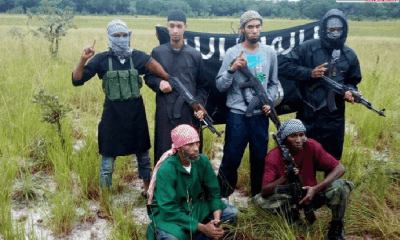 Islamic State, ISIS, Mozambique, Caliphate, Syria, Iraq, Cabo Delgado Province