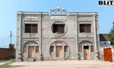 Ahmadiyya community, Ahmadis, Ahmadi mosque, Pakistan
