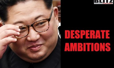 Kim Jong Un, North Korea, Joe Biden