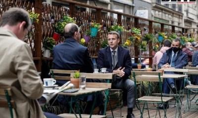 President Emmanuel Macron, French